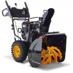 "Heavy duty 24"" snow blower"